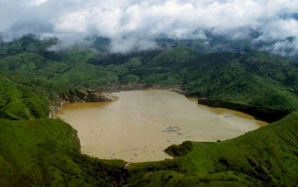 Озеро Ниос, опасное место Земли