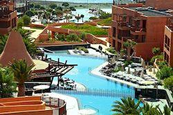 Sandos San Blas Nature Resort & Golf, отель с собственным пляжем, Испания