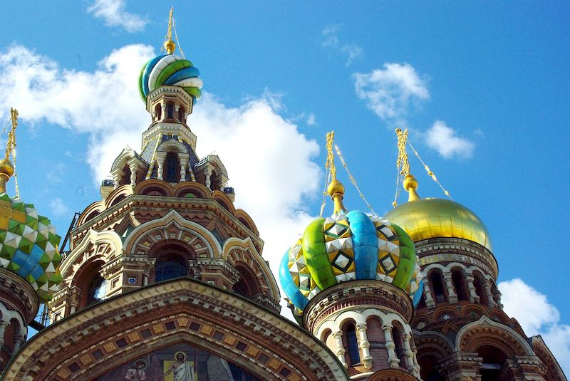 Экскурсия по Санкт-Петербургу на авобусе