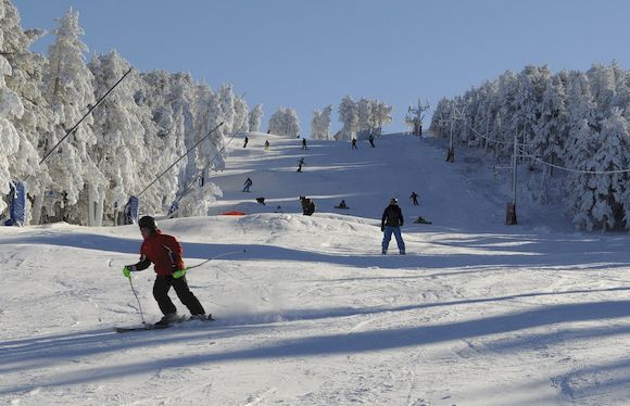 Шерегеш, горнолыжный курорт