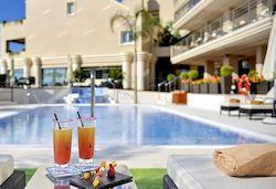Vincci Seleccion Aleysa Hotel Boutique & Spa, в Испании, фото