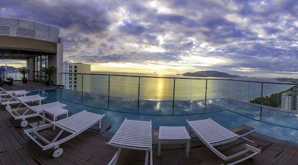 Alana Nha Trang Beach Hotel, гостиница в Нячанге, фото