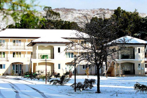 Анакопия Club, отель в Абхазии, фото