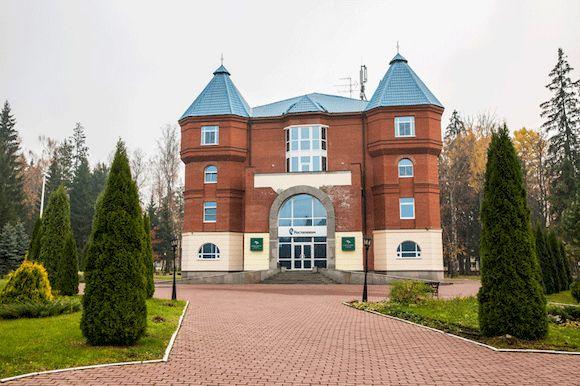 Подмосковье, дом отдыха Бекасово