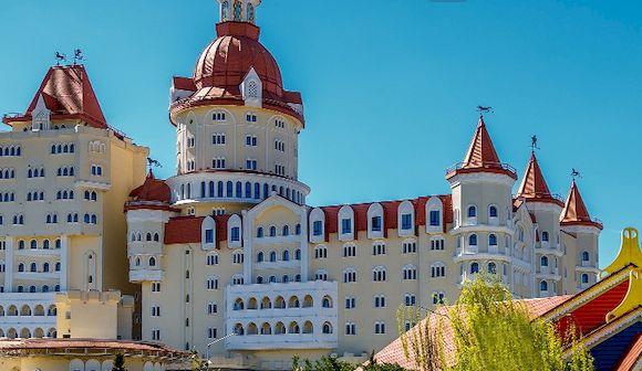 Богатырь, отель в Сочи, фото