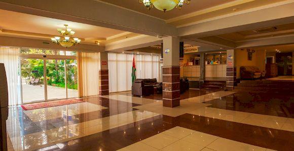 Интер-Сухум, отель в Абхазии, фото