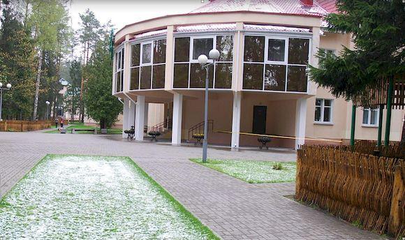 Гостиничный комплекс Каменюки, Беловежская пуща, Беларусь, фото