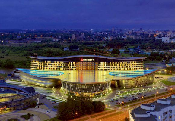 Minsk Marriott Hotel, Минск, Беларусь, фото