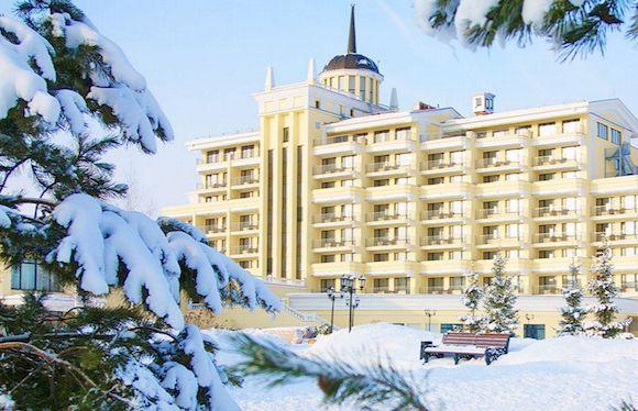 Мистраль и Спа, отель в Подмосковье