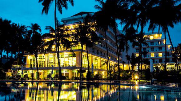 Muong Thanh Grand Nha Trang Hotel, гостиница в Нячанге, Вьетнам, фото