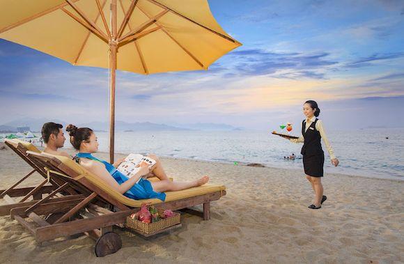 Отели Нячанга 4 звезды с собственным пляжем, фото