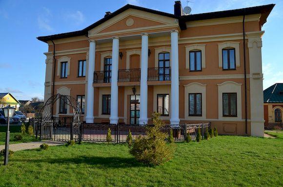 Гостиничный комплекс Мирский посад, Беларусь, фото