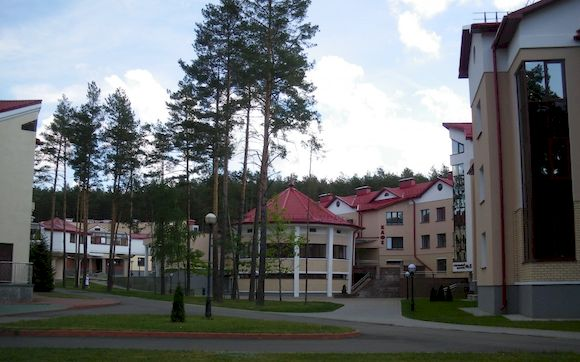 Отель Ружанский, Брест, Беларусь, фото