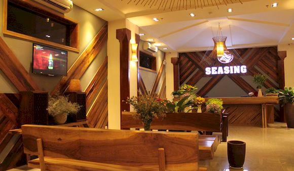 Seasing Boutique Hotel, отель в Нячанге, Вьетнам