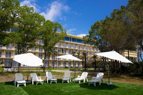 Wellness Park Hotel Gagra, отель в Абхазии, фото