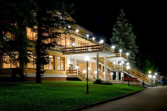 Яхонты, отель в Подмосковье, фото