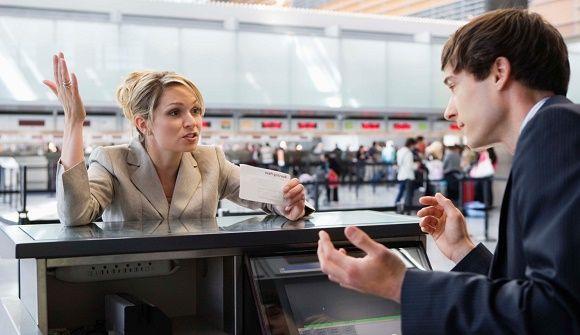 Выбор места в самолете по электронному билету