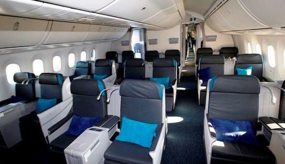 Выбор места в самолете, фото
