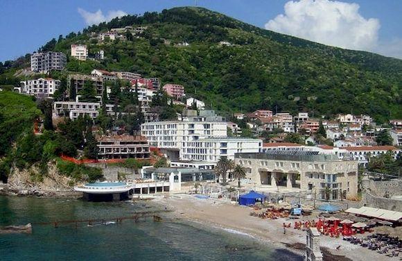 Новая Будва, Черногория, достопримечательности