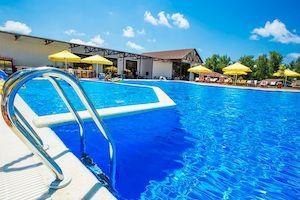 Дача Дель Соль, гостиница в Витязево с бассейном