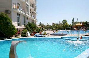 Марина, отель в Витязево, все включено