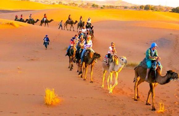 Виза в Марокко, фото