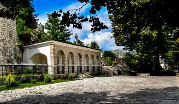 Духовные достопремичательности Черногори, реликвии