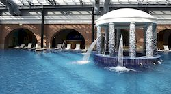 Лучшие спа отели Санкт-Петербургской и Ленинградской области с бассейном, фото