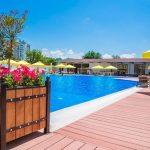Лучшие отели Витязево с бассейном