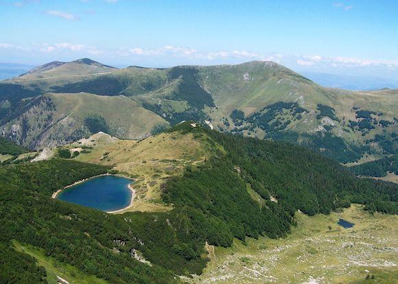 Биоградская гора, Черногория