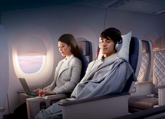 Как работает в самолете Wi-Fi