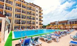 Отель Ателика Арго, Геленджик, отели с бассейном, рядом с морем