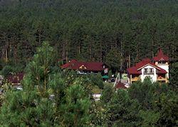 Барангол, база отдыха в Алтайском крае