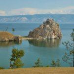 Летний отдых на озере Байкал