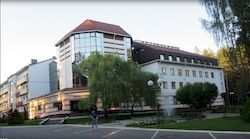 Белорусия, санаторий Боровое, фото