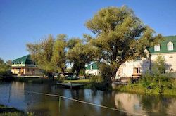 Турбаза Клевое место с рыбалкой в Астрахане