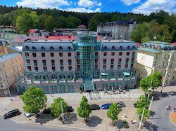 Отель Cristal Palace, санаторий с лечением