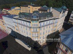 Отель Flora, Марианские лазни, санатории с лечением