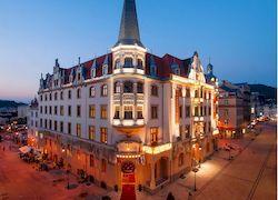 Grandhotel AMBASSADOR, санаторий Карловых Вар, цены на 2017 год в рублях