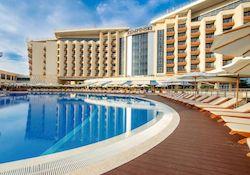 Кемпински Гранд Отель Геленджик, Геленджик, отели с бассейном, рядом с морем