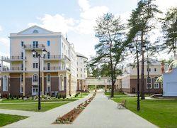 Плисса, санаторий в Белоруссии