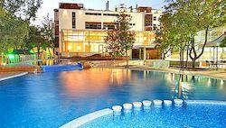 Приморье Спа Отель и Веллнесс, Геленджик, отель с бассейном, рядом с морем