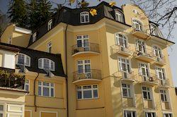 Отель Royal, санаторий с лечением