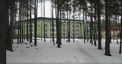 Санаторий Ружанский в Белорусии