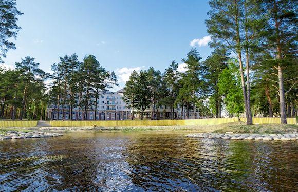 Санатории Белоруссии с бассейном, официальный сайт, цены на 2017 год