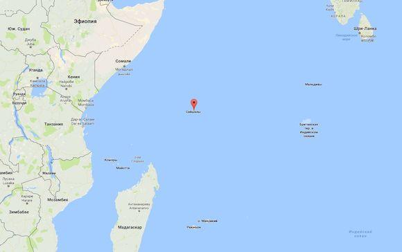 Где находятся Сейшельские острова, фото