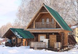 Сокол, Горный Алтай, база отдыха