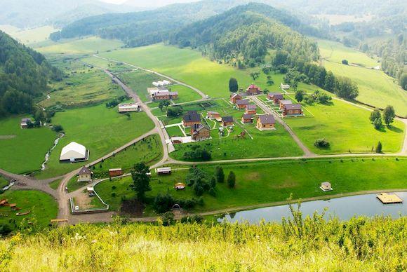 Базы отдыха на Алтае летом