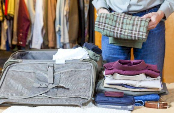 10 правил укладывания багажа