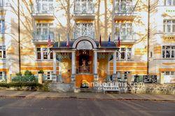 Отель Villa Savoy, санаторий с лечением